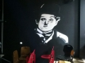 Graffiti - Charlie Chaplin - Behal