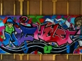 Graffiti - Fresque Composition - Michelet