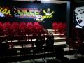 Graffiti - Fresque Fond - Lycee Behal