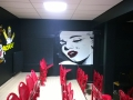 Graffiti - Monroe - Lycee Behal