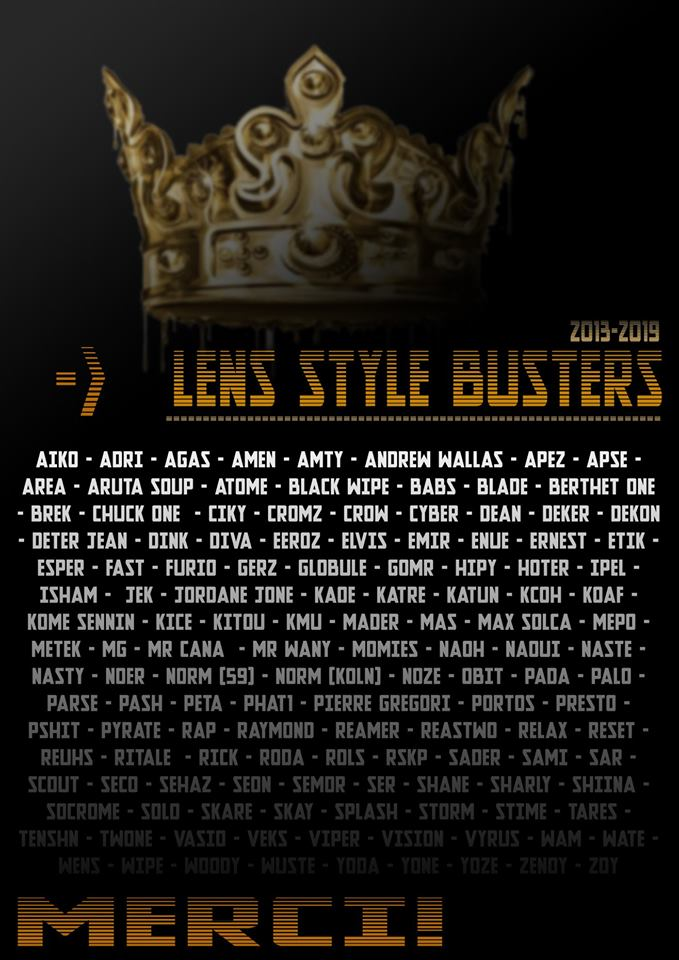 STYLE-BUSTERS