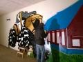 Lycee Agricole de Savy Bertlette - Graffiti - 01B