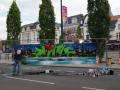 Le graffiti terminé de Hipy