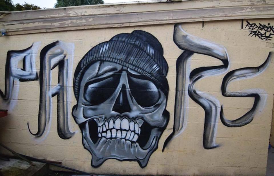 Graff tete de mort Skull