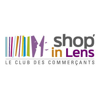 Graffeur vitrines de Lens