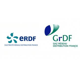 Graffeur à ERDF GRDF