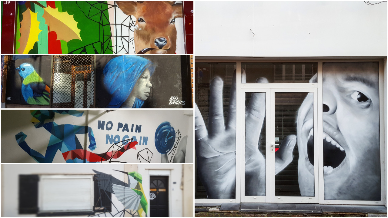 Graffeur à domicile dans la région Nord Pas de Calais