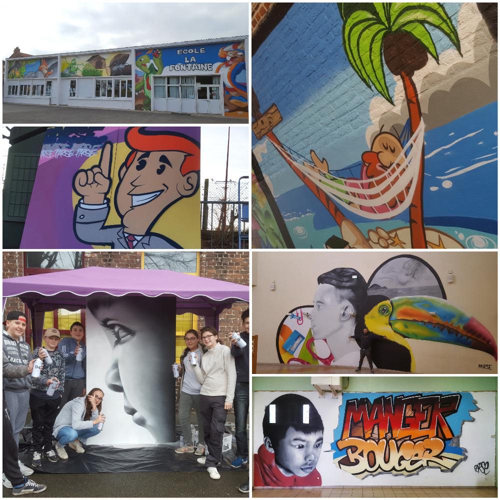 Artiste de rue du Nord Pas de Calais
