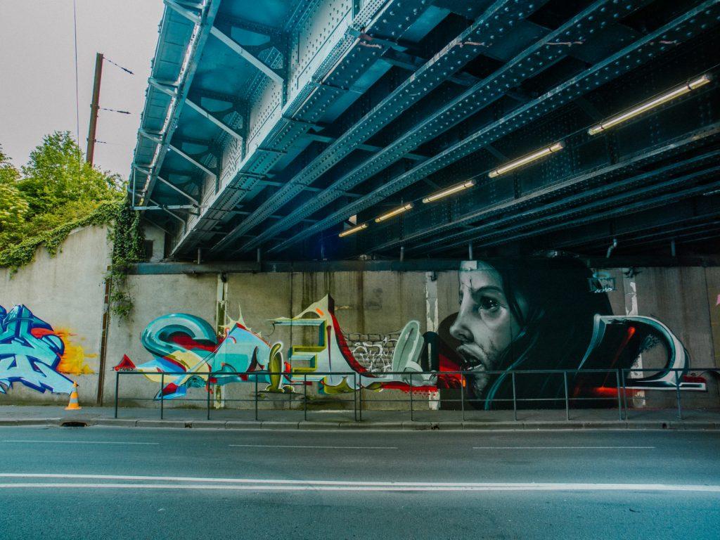 Graffeur SEMOR