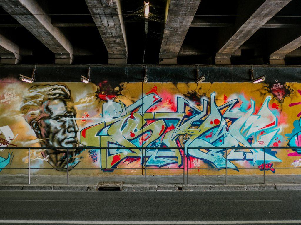 Graffeur ISHAM