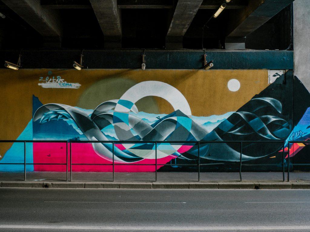 Graffeur KOMESENNIN