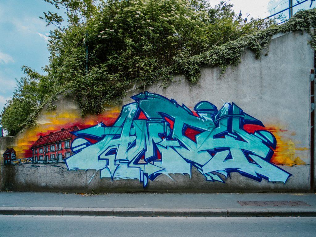 Graffeur Amty