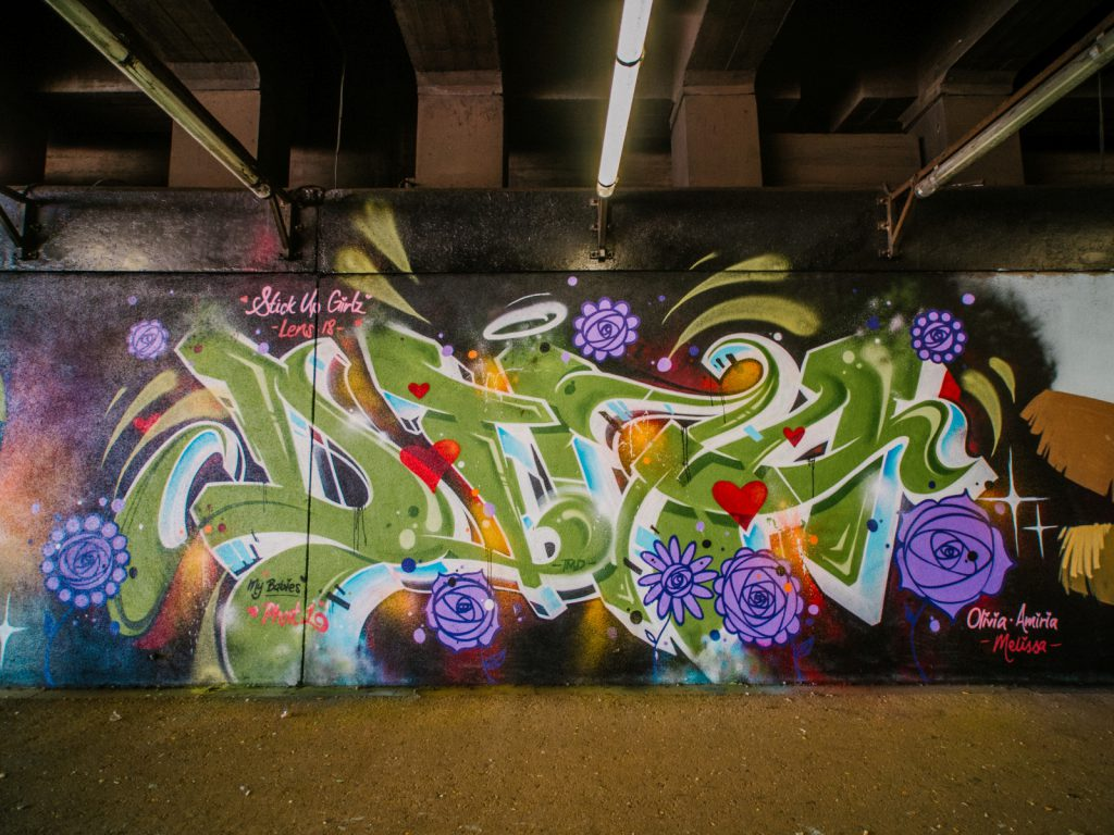 Graffeuse DIVA