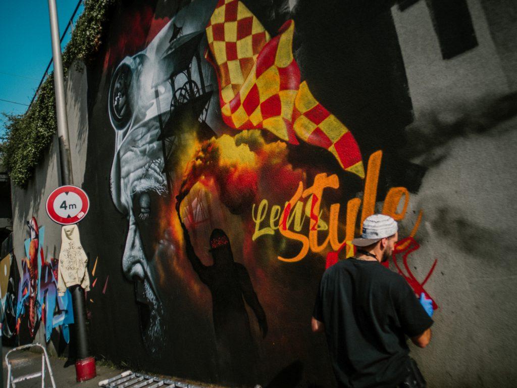 Graffeur Vyrüs
