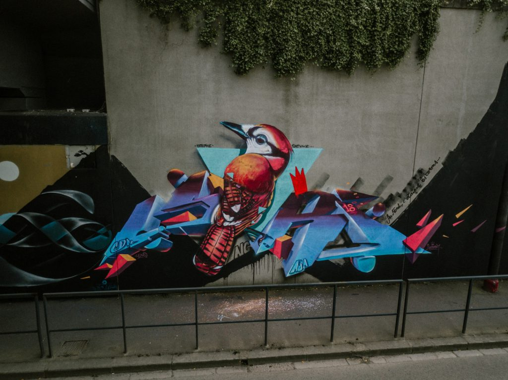 Graffeur SARoner