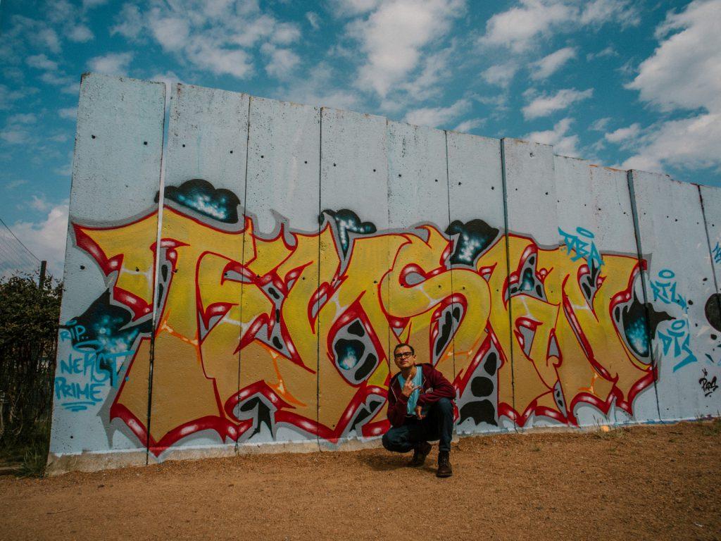 Graffeur TENSHN