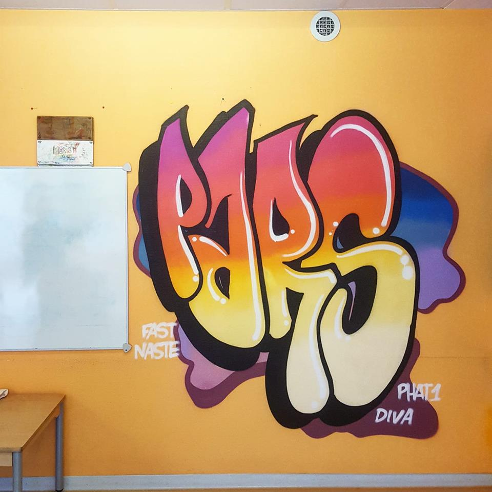 Graffiti Parse