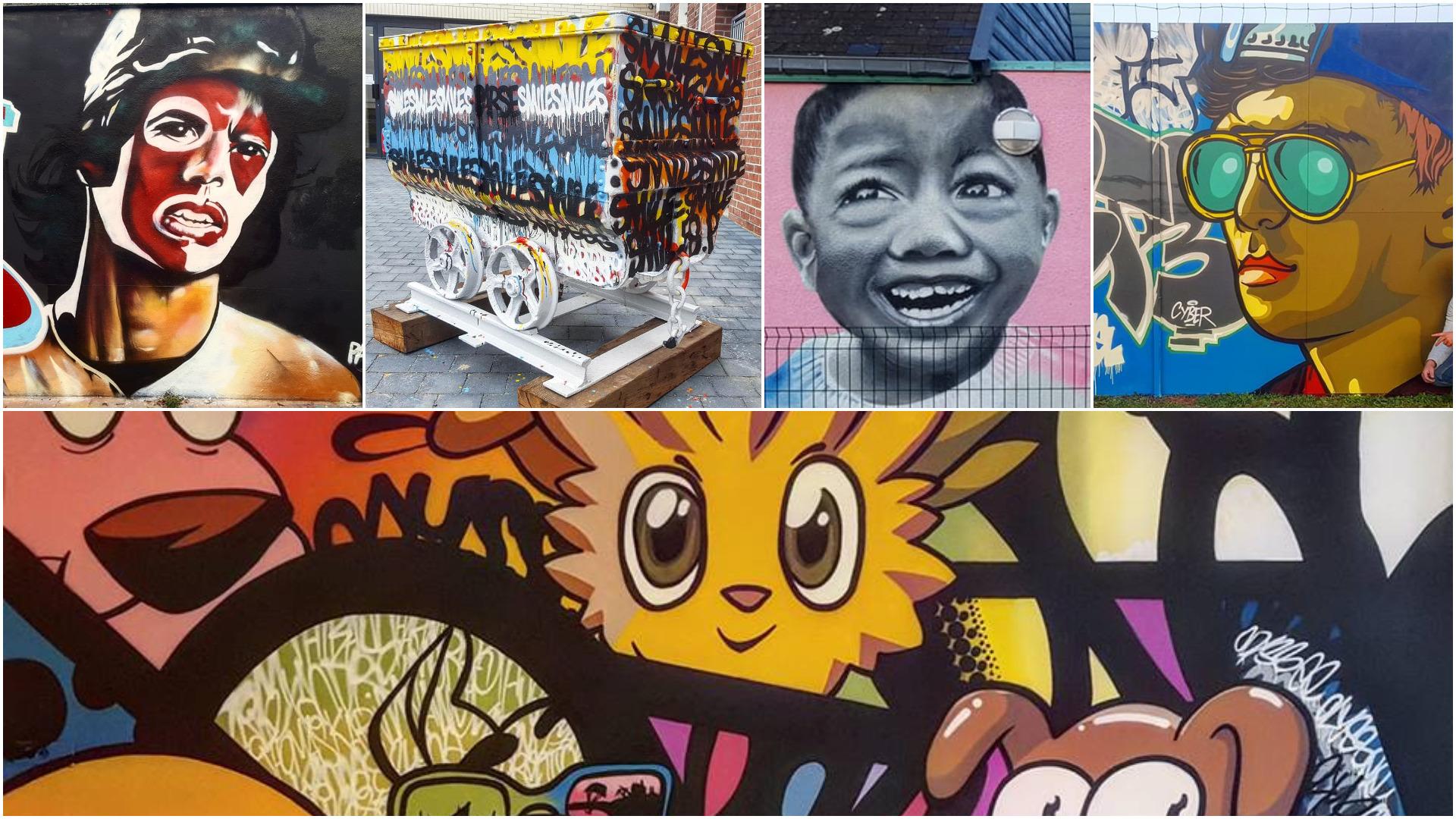 Graffeur pro graffiti nord pas de calais