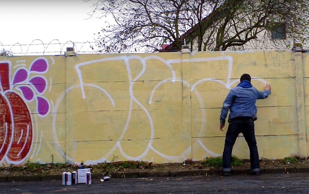 Questions à un graffeur Nord Pas De Calais