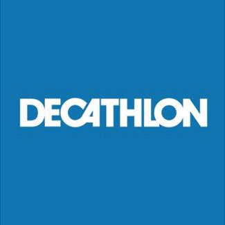 Graffeur à Décathlon