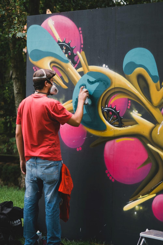 Graffeurs à Divion Nelson