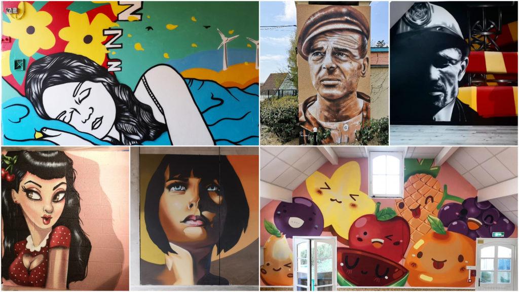 Graffeur du Pas-de-Calais