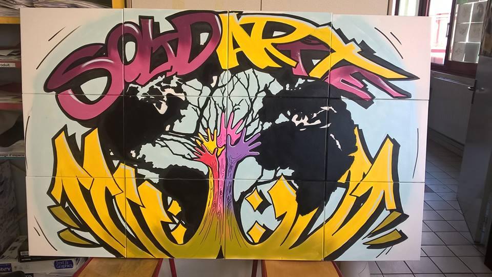 Graffiti en collèges et lycées