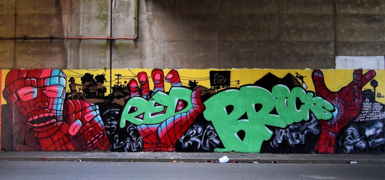 Graffeur Nord pas-de-Calais - Parse