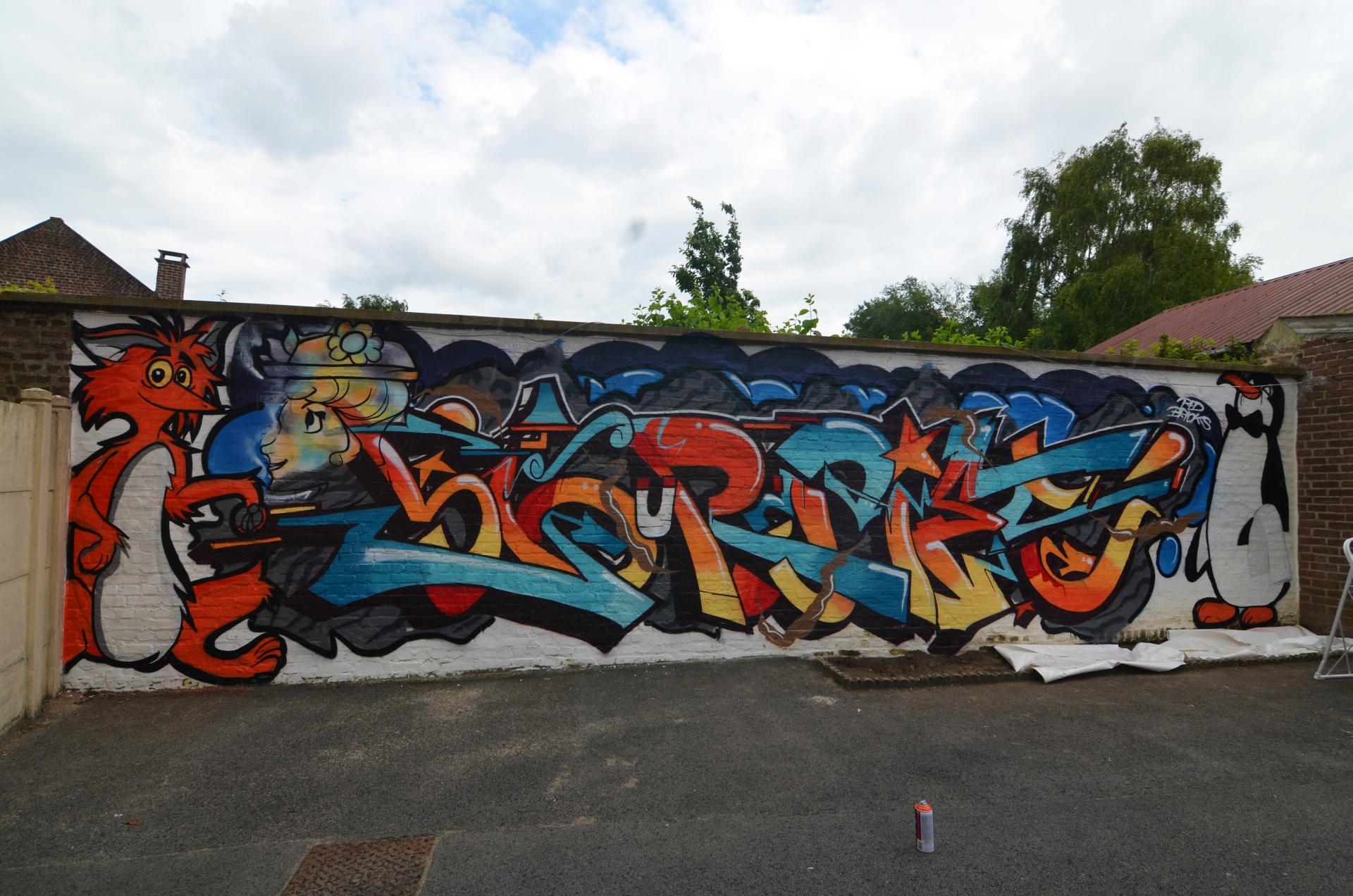 Asso de graffeurs