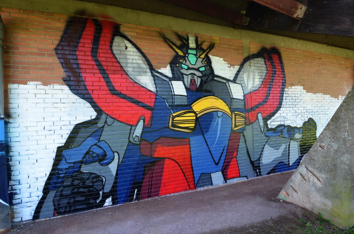 Graff Japonais