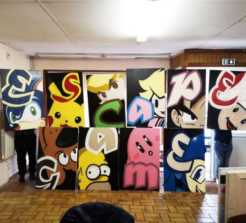 20200615-010 - Graff - Centre de loisirs jeunesse