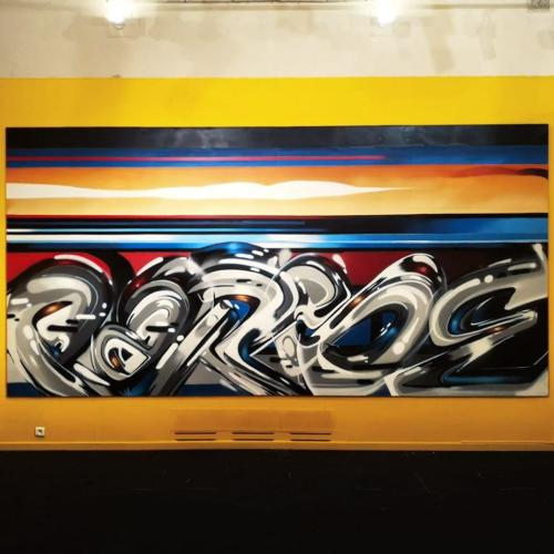 Bertrand Parse - Graffeur - 013