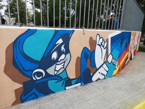 Bertrand Parse - Graffeur - 022